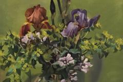 Susan Heslin, Iris